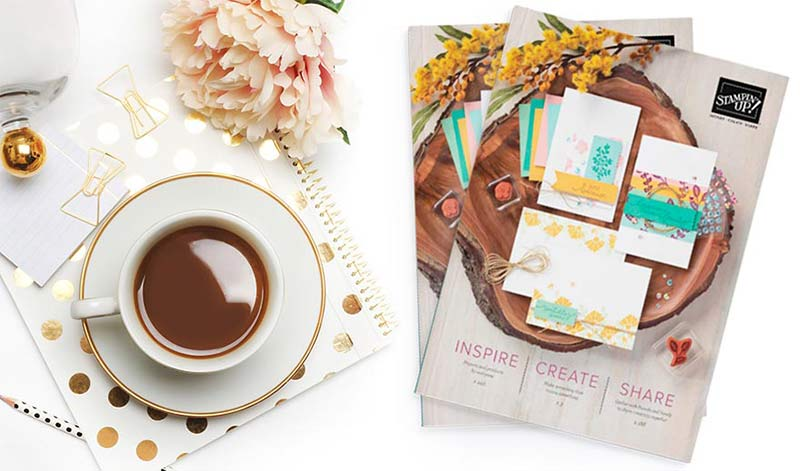 2020-2021 Stampin' Up Annual Catalog Cover