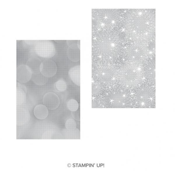 Stampin' Up! Bokeh Dots Stamp Set